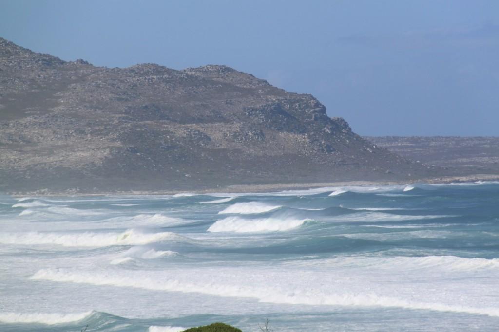 Misty Cliffs