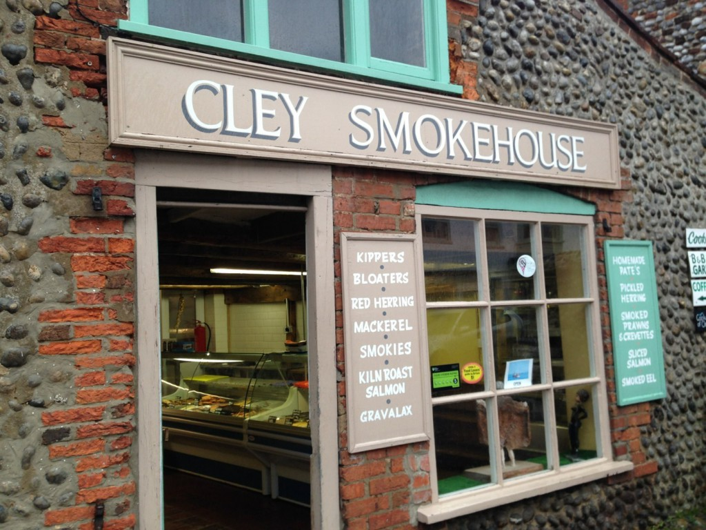 Gerla de Boer Cley Smoke house