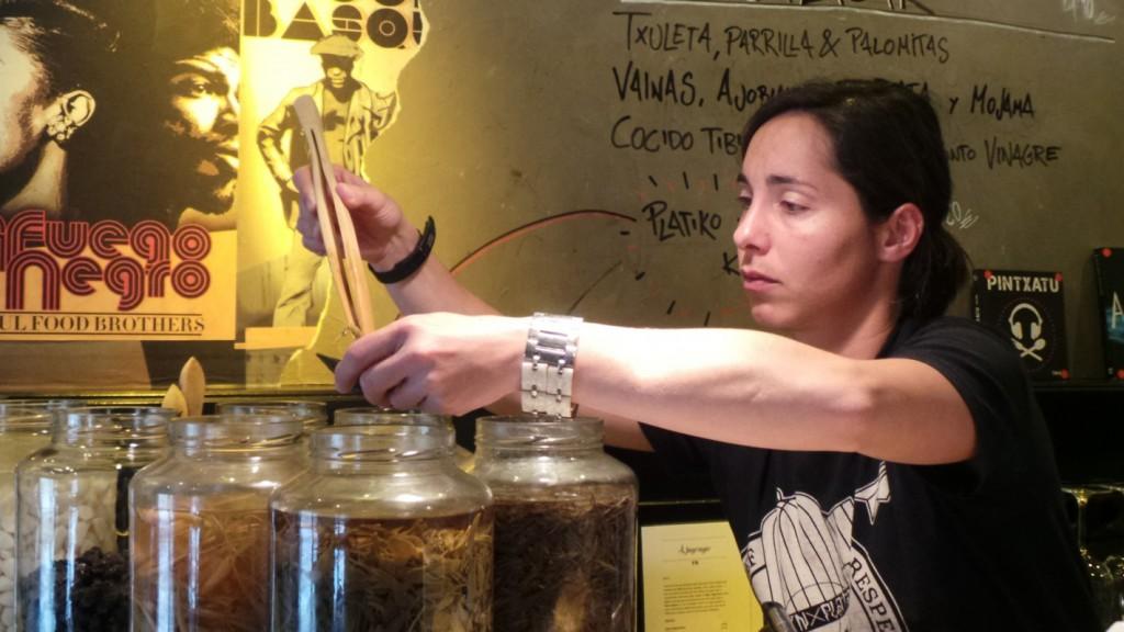 Gerla de Boer Goat San Sebastian cafe