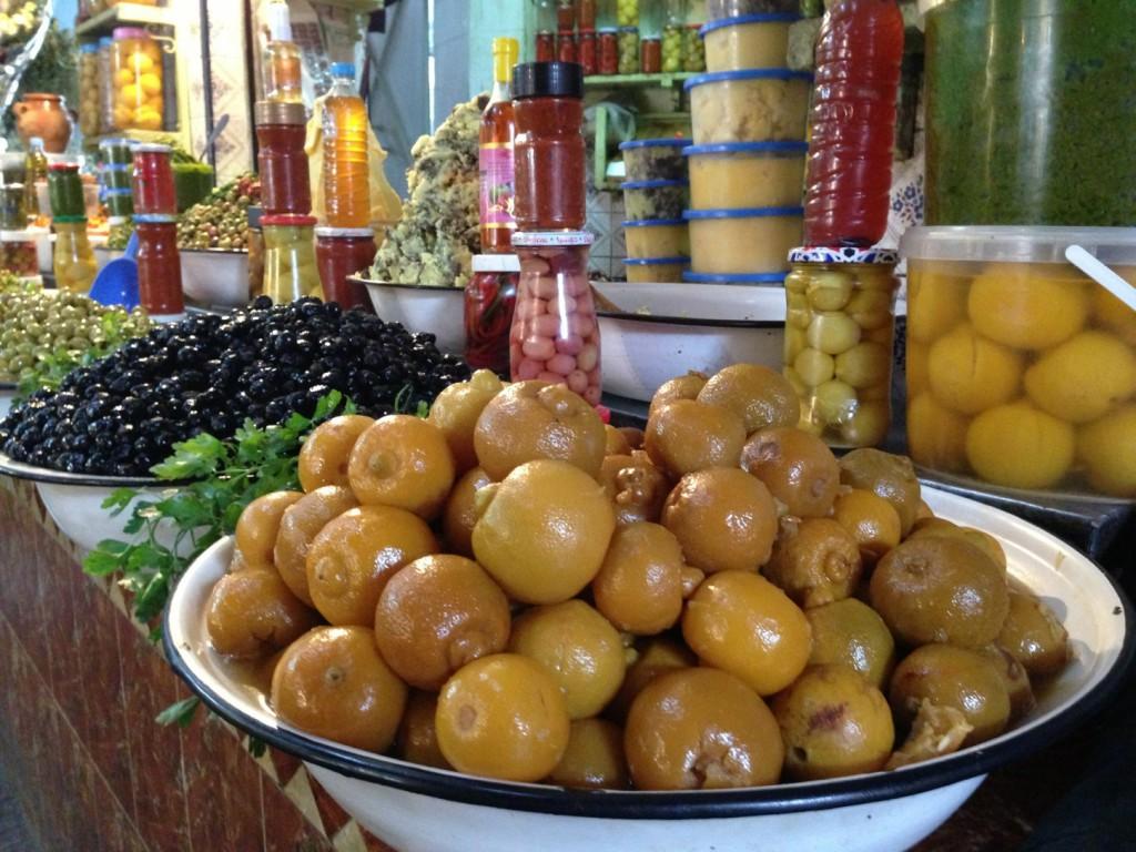 Gerla de Boer Marrakech market