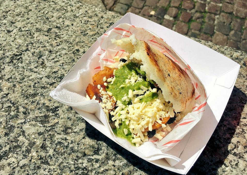 Gerla de Boer street food