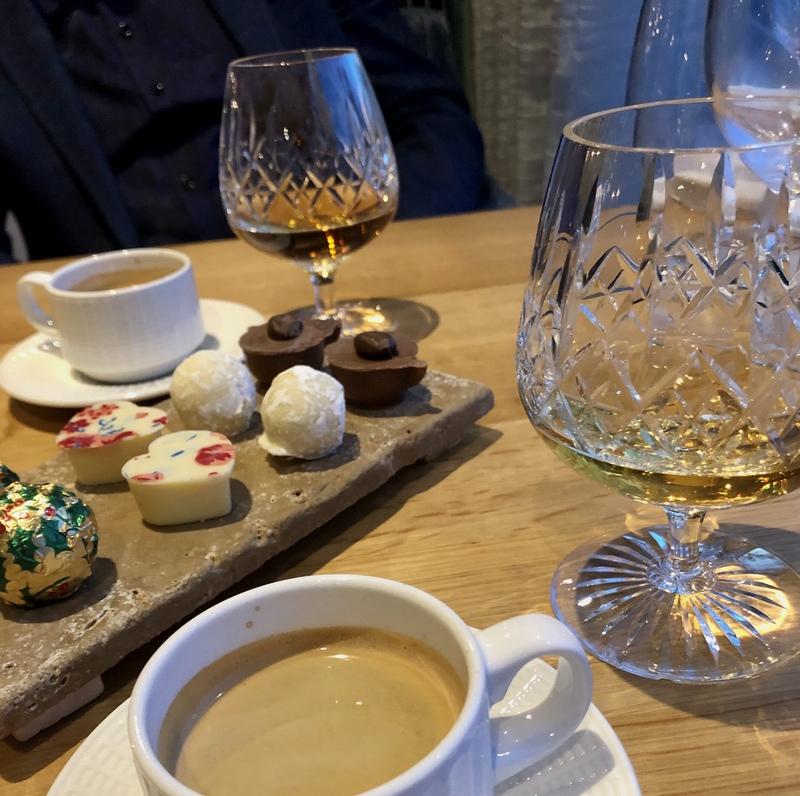 Gerla de Boer Cotto chocolates