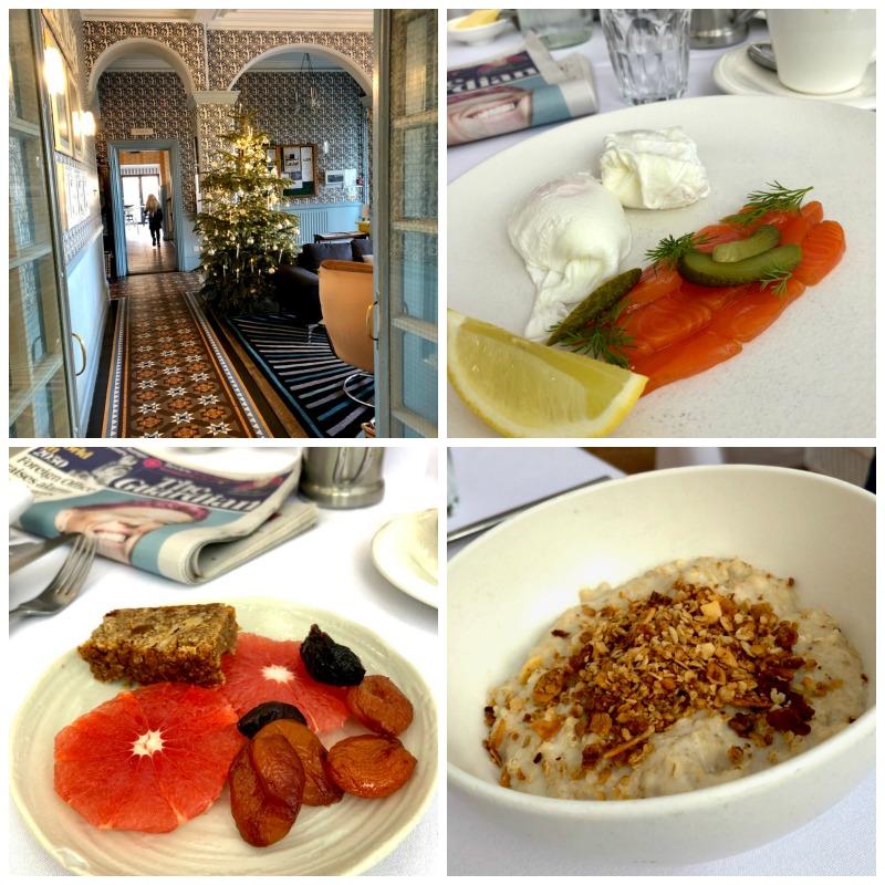 Gerla de Boer Titchwell breakfast
