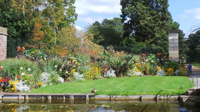 Gerla de Boer botanical gardens
