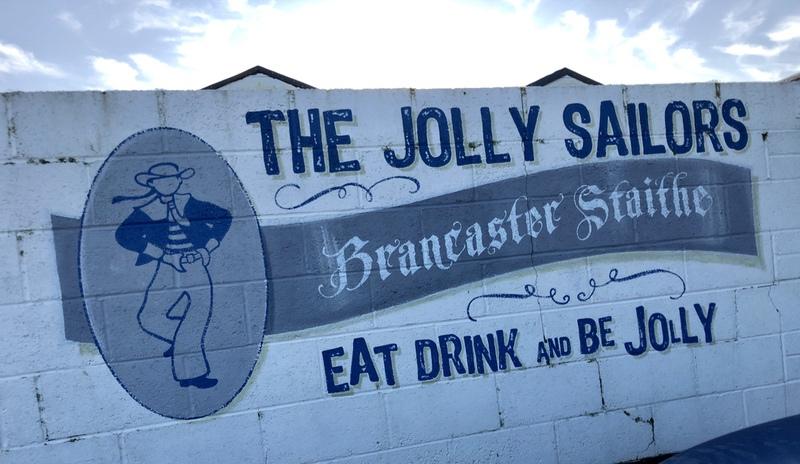 Gerla de Boer Jolly Saylor