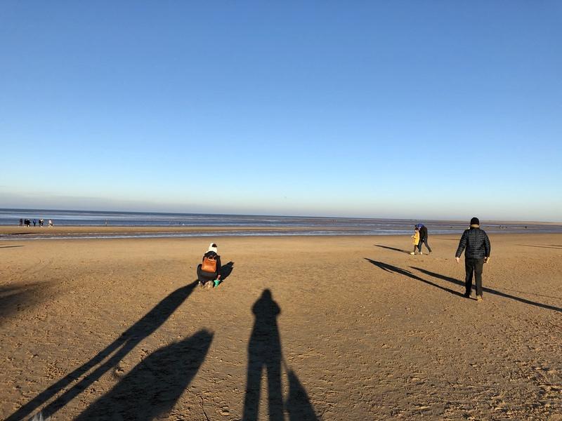 Gerla de Boer Brancaster beach