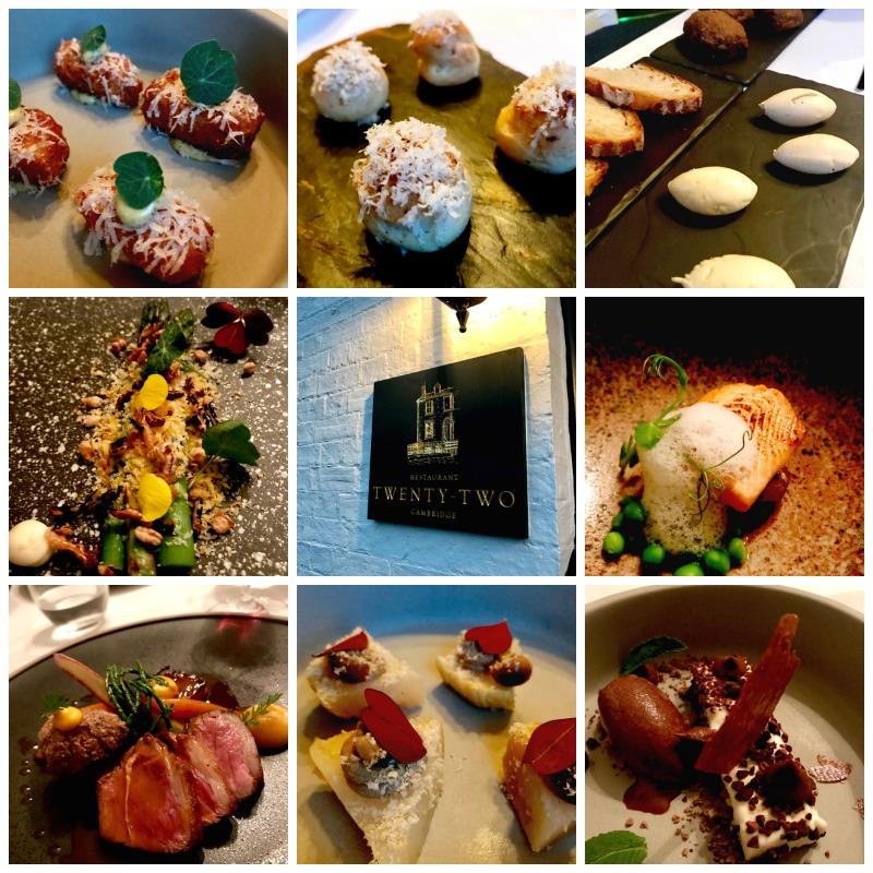 Gerla de Boer Restaurant TWENTY-TWO