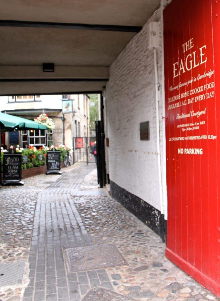 Gerla de Boer Eagle pub