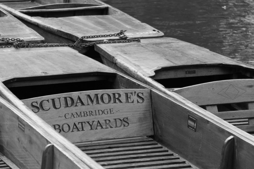 scudamores punting