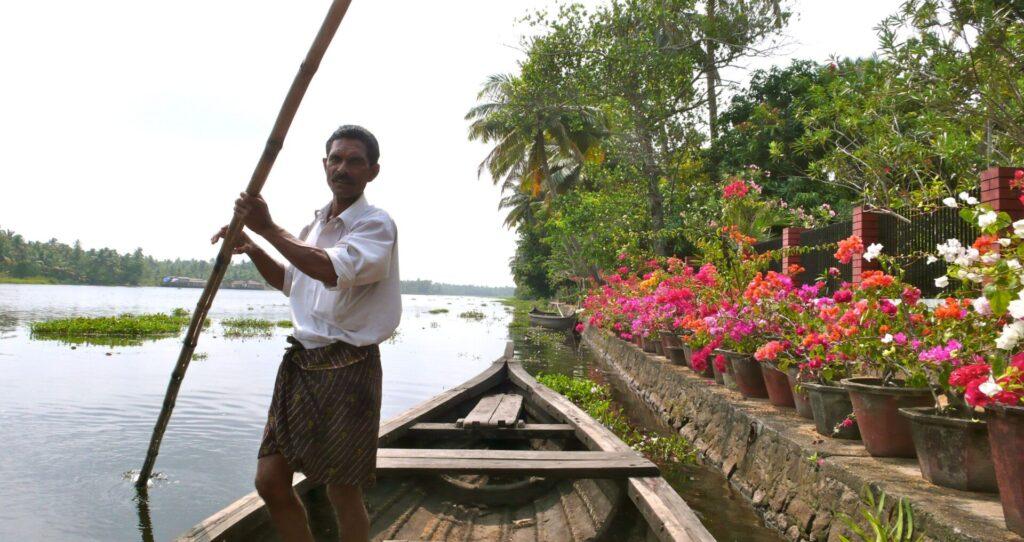 Gerla de Boer Kerala