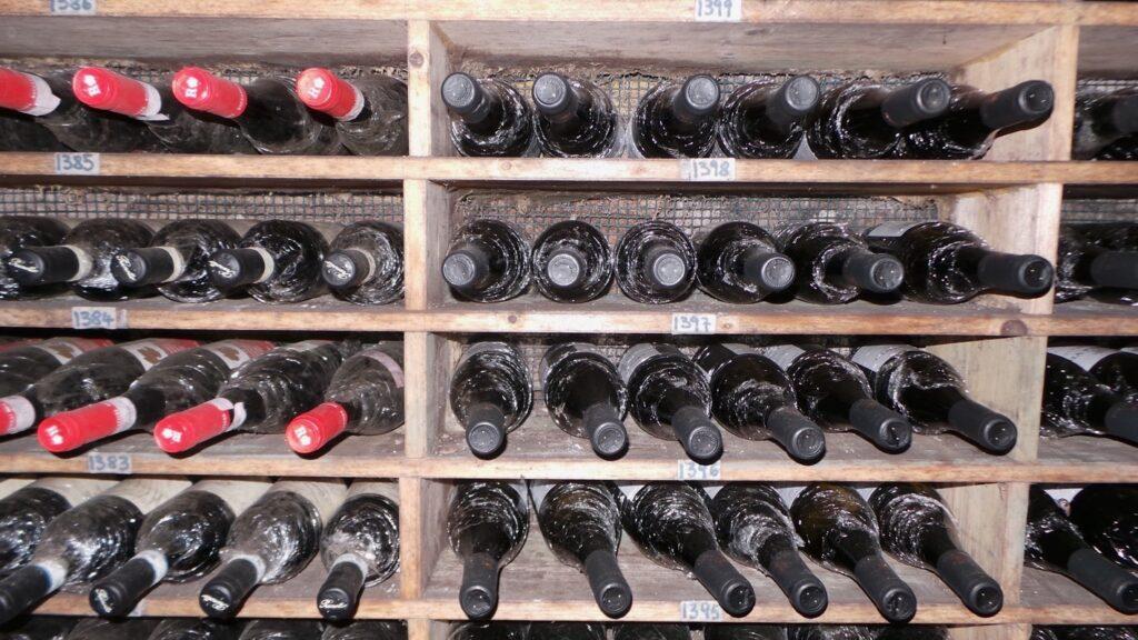 Gerla de Boer Rome wine