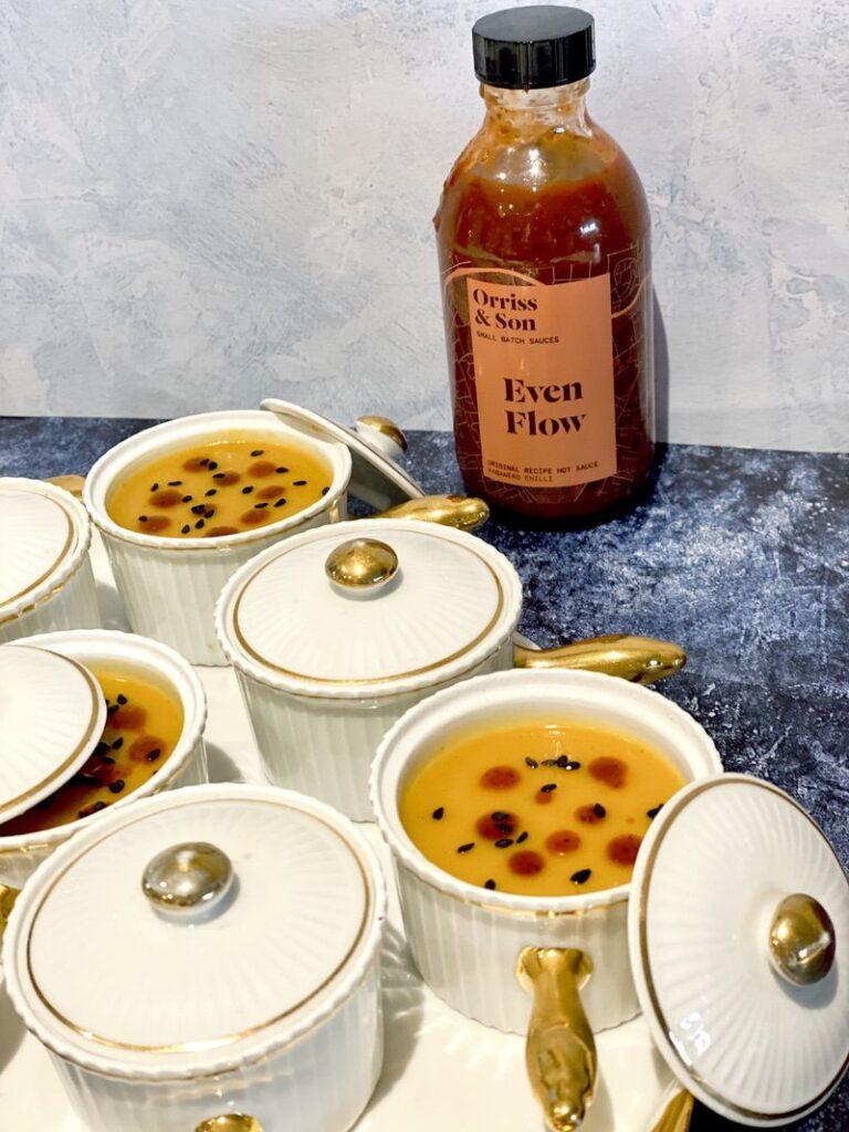 Gerla de Boer Persimmon soup